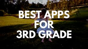 top apps for third grade