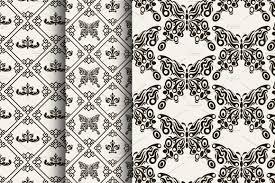 Chinese Design by Chinese Pattern Patterns Creative Market
