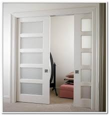 interior glass door with built in blinds doors