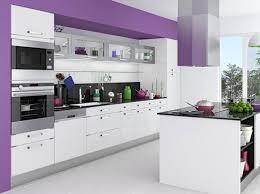 cuisine violet deco