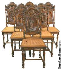 Antique Reproduction Dining Chairs Articles With Retro Style Dining Room Chairs Tag Breathtaking