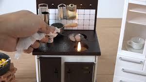 cuisine mini faire à manger dans une mini cuisine