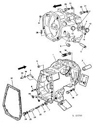 john deere 820 3 cylinder diesel transmission problem