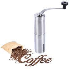 Portable Coffee Grinder Aliexpress Com Buy Stainless Steel Burr Coffee Grinder Manual