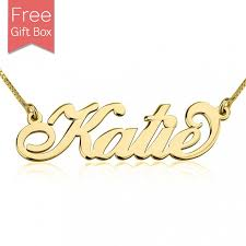 Gold Name Bar Necklace Layer It Up Name Necklace Bar Necklace In Gold Plated