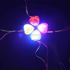 children light up necklace pendants