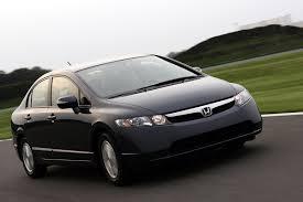 gas mileage for 2007 honda civic 2008 honda civic strongauto