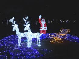 christmas light park near me fun free daegu travel places to see christmas light displays in
