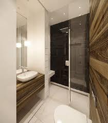 a trend in bathroom design u2013 modern curbless shower ideas