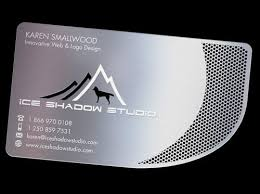 Professional Business Card Printing Creative Metal Business Cards U2013 Part 2 Online Printing