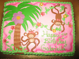 monkey girls cake custom cakes virginia beach specializing in