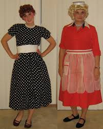 Love Lucy Halloween Costume Lucy Ethel Love Lucy Submit Photo U2026 Flickr