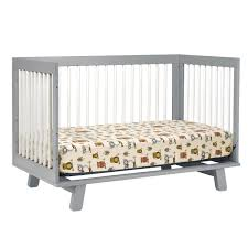 How To Convert 3 In 1 Crib To Toddler Bed by Babyletto Hudson 3 In 1 Convertible Crib With Toddler Bed