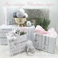 shabby chic wrapping paper shabby chic christmas wrapping paper festival collections