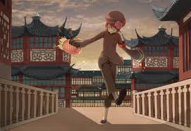 chinese house zerochan anime image board
