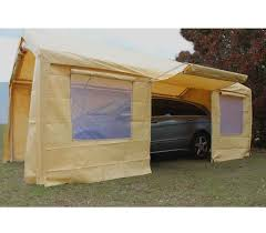 Enclosed Car Canopy by Carport Canopy With Sidewall Car Boat Storage Shelter Cover Tent
