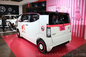 barbie volkswagen honda n box slash barbie at the 2015 tokyo auto salon indian