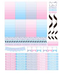 To Do Stickers Dumbo The Flying Elephant Planner Stickers Stingy Thrifty Broke