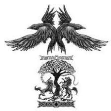 yggdrasil norse mythology half sleeve tattoo ideas pinterest