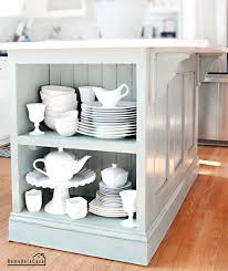 chalk paint kitchen cabinets images kitchen island painted ascp duck egg blue remodelando la casa