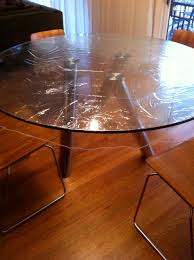 glass top to protect wood table need help to protect my glass table