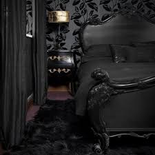 gothic bedroom wallpaper goth home inspired victorian style