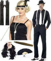 Flapper Dress Halloween Costume 20er Vintage Gangster Kostüm Selber Machen Kostüm Idee Zu