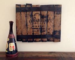 wall designs distressed wood wall bourbon whiskey barrel