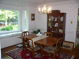 Dining Room Bay Window Treatments - beautiful dining room window treatments with purpose dining room