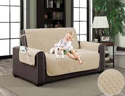 Loveseat Couch Covers Sofas Center Top Best Pet Couch Covers That Stay In Place For