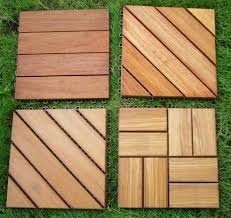 garden flooring ideas teak floor tiles choice image tile flooring design ideas