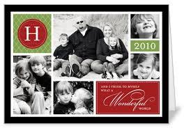 christmas card templates multiple photos template idea