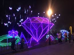 Stone Zoo Lights by Five Can U0027t Miss Summer Light Festivals Travel Smithsonian