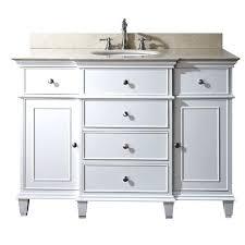 bathroom vanity white single sink modern bathroom vanity white