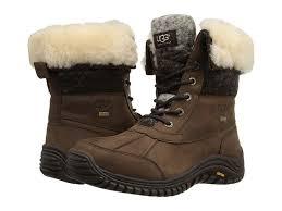 ugg adirondack boot ii s cold weather boots ugg ugg adirondack boot ii chocolate s cold weather