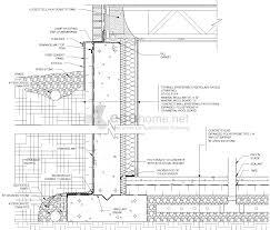 basement concrete wall insulation wrap basement ideas