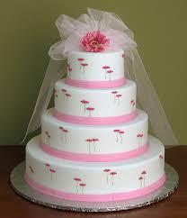 cake tier wedding cakes pink wedding cake tiers