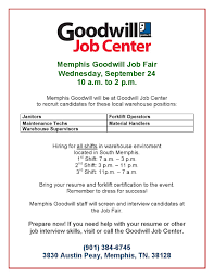 Resume For A Warehouse Job September 2014 Job U0026 Career News From The Memphis Public Libraries