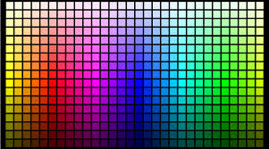 paint color hex ideas browser safe palette 66ffff hex color rgb