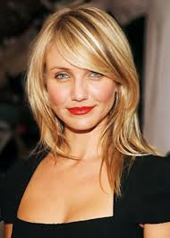 a frame hairstyles with bangs 21 cute haircuts for round faces