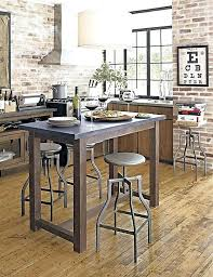 high table with bar stools counter height bar table and stools rosekeymedia com