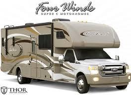 thor motor coach rv business part 2