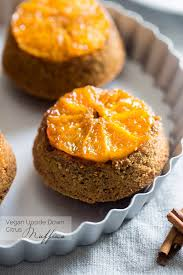 upside down vegan gluten free muffins food faith fitness