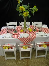 Picnic Decorations University Rental Nacogdoches Party U0026 Wedding Rentals
