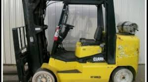 clark cgc 40 cgc 70 cgp 40 cgp 70 forklift service repair