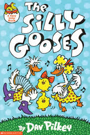 the dumb bunnies easter the silly gooses dav pilkey