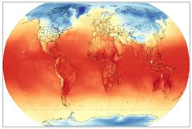 World Temperatures Map by Here U0027s Where Over 90 Of The Extra Heat From Global Warming Is