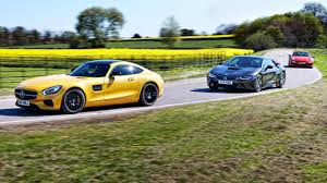 Bmw I8 911 Back - merc amg gt vs porsche 911 turbo vs bmw i8
