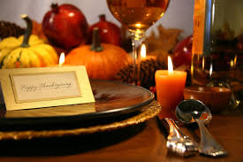 setting table for thanksgiving home country home thanksgiving decorations by martha stewart for