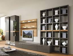Modern Wall Bookshelves Wall Units Amusing Wall Unit Storage Living Room Storage Cabinets